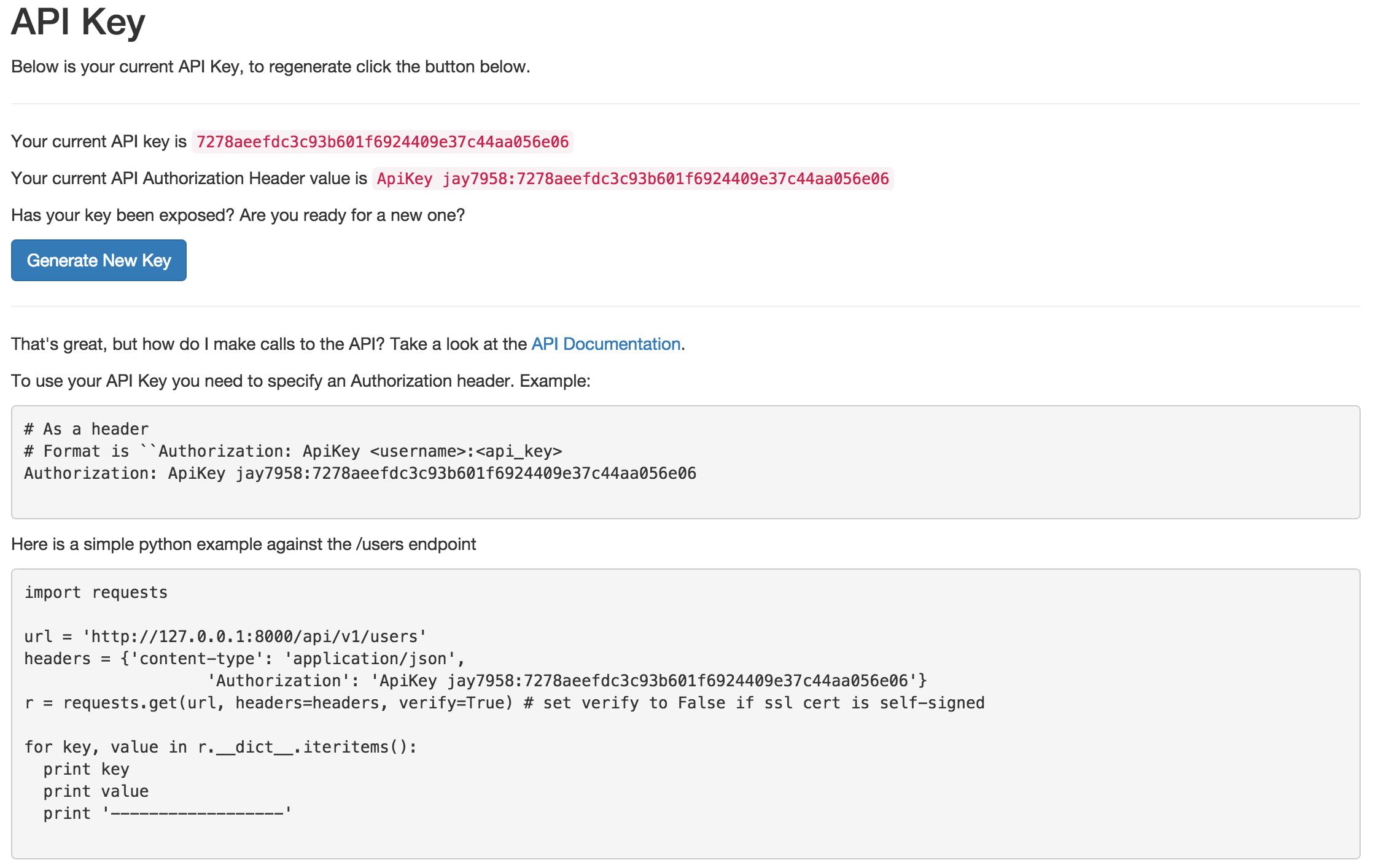 DefectDojo API Documentation — DefectDojo 1 0 5 documentation